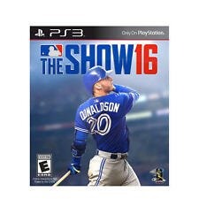 (NEW SEALED) THE SHOW 16 MLB BASEBALL GAME PS3 PLAYSTATION 3