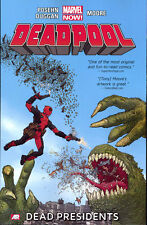 DEADPOOL VOL #1 DEAD PRESIDENTS TPB Marvel Now Comics Collects #1-6 TP