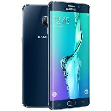 "SAMSUNG GALAXY S6 EDGE+ PLUS SM-G928F 32GB BLACK UNLOCKED 4G LTE 5.7"" QUAD HD"