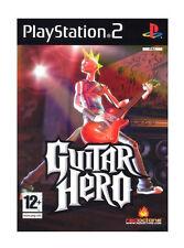 Guitar Hero (PS2), Good PlayStation2, Playstation 2 Video Games