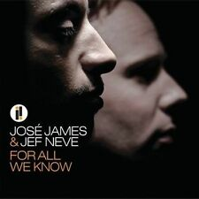 Jose James, Jef Neve, For All We Know, Excellent