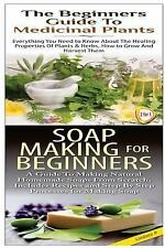 Essential Oils Box Set: The Beginners Guide to Medicinal Plants and Soap...