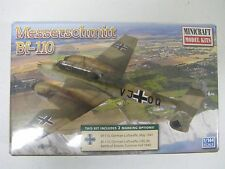 Minicraft 1:144th Scale Messerschmitt Bf-110 14626