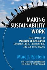 Making Sustainability Work: Best Practices in Managing and Measuring C-ExLibrary