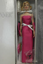 "Tonner Doll Marilyn Monroe 16"" Diamonds Are A Girls Best Friend"