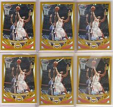 JOSH CHILDRESS ROOKIE GOLD REFRACTOR 2004-05 TOPPS CHROME 171 SERIAL #/99 HAWKS