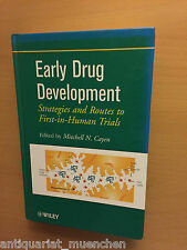 Cayen EARLY DRUG DEVELOPMENT Strategies Routes First-in-Human TRIALS AKTUELLE A