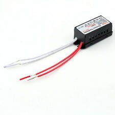 AC 220V to 12V 20-50W Halogen Lamp Electronic Transformer LED Driver FE