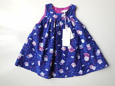 PUMPKIN PATCH Baby Girl Cord Pinafore Dress Size 000 Fits 0-3m RRP $39.99 NEW