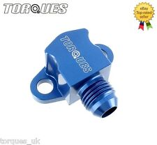 Suzuki GSXR Cam Cover Oil Feed Adapter In AN-6 (AN6) - Head Cooler TOP