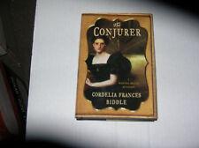 The Conjurer by Cordelia Frances Biddle (2007)  SIGNED 1st/1st
