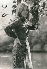 Genuine Hand Signed Autographed Photo Photograph KIKI DEE Good Signature 12 x 8""