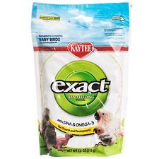 Kaytee Exact Hand Feeding Formula 7.5 oz for All Baby Birds  Free Shipping