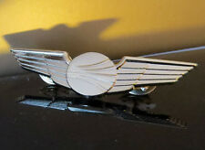 Continental Airlines Wing Pin Gold Pilot Stewardess Flight Attendant replica