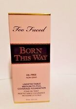 "Too Faced Born This Way Foundation ""Vanilla"" NIB"