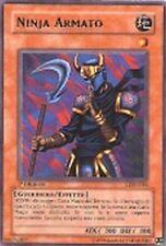 Ninja Armato - Armed Ninja YU-GI-OH! LDD-I086 Ita RARA 1 Ed.