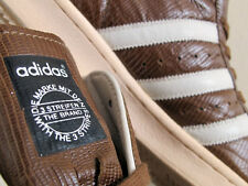 Adidas Originals Pro Model VIN Snakeskin sz 11 _ rare vtg stan smith superstar