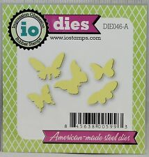 """FREE SHIPPING"" Impression Obsession BUTTERFLY Die Set DIE046-A Card Making"