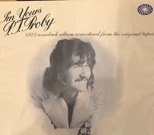 PJ PROBY - I'M YOURS (New & Sealed) CD Remastered Reissue P.J Proby FVCD032