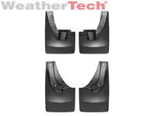 WeatherTech® No-Drill MudFlaps - Dodge Ram 1500 - 2009-2015 - Front/Rear Set