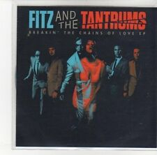 (DL862) Fitz & The Tantrums, Breakin' The Chains of Love EP - 2011 DJ CD