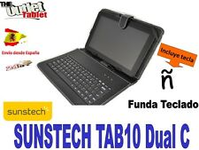 "FUNDA TECLADO TABLET SUNSTECH TAB10DUALC 10,1"" mini-usb UNIVERSAL KEYBOARD"