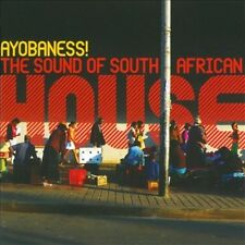 AYOBANESS! THE SOUND OF SOUTH AFRICAN HOUSE [DIGIPAK] NEW CD