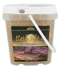 Redmond Trading - Bath Salt Plus - 7 lb.
