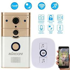 New Wireless Wifi 720P Remote Video Unlock Camera Phone Intercom Door Bell I7S2