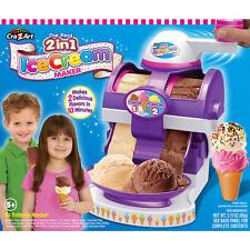 Cra-Z-Art 2 in 1 Ice Cream Maker