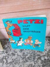 Pixi Buch Nr. 111: Petzi hilft den Briefträger