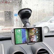 Car Windshield Sucker Stand Mount Holder For HTC One X M7 M8 E8 Max Butterfly S