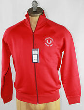 AUTH Fred Perry Men's Track Jacket With Fleece Lining M