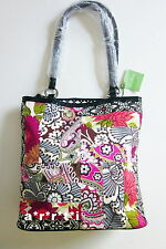 Vera Bradley Patchwork Medley Tote Fall 2010 Patterns Limited Edition NWT