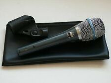 Cardioid Condensor Vocal Mic DSR Pro DRS87A  DSR PRO Brand 3 yr warranty