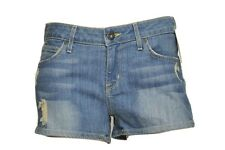 Rich & Skinny Distressed Torn Shorts Denim Pants Winter Lake 26 Nwt $135