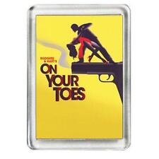 On Your Toes. The Musical. Fridge Magnet.