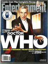 ENTERTAINMENT WEEKLY-8/2014-DOCTOR WHO-PETER CAPALDI-HARUKI MURAKAMI-NML