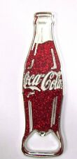 Coca-Cola 100 Years Two-Sided Bottle Opener - FREE SHIPPING