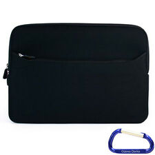 "Black Carrying Sleeve Case Cover for Apple MacBook Pro 13"" Retina Display"