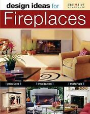 BOOK Creative Homeowner Design Ideas for Fireplaces 2007 NEW got a bit damaged