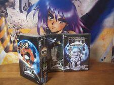 Moonlight Mile - Vol 1,2,3 - Complete LE Box Set - BRAND NEW - Anime DVD - ADV