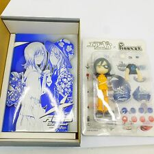 KO Air Gear Pinky:st. Perfect Gear Book 02 Agito Book & Figure  Limited Edition
