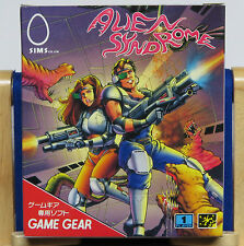 Alien Syndrome Game Gear Japan JPN Japanese * BRAND NEW Quality Shipping
