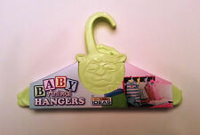 Baby Clothes Hangers Animal Shower Gift Vintage Infant Toddler  Nursery Closet