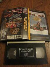 La Légion Saute Sur Kolwezi de Paul Coutard, VHS UGC, Action/Guerre, RARE!!