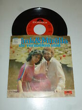 "FRANK & MIRELLA - De Verzonken Stad - 1979 Dutch 7"" Juke Box vinyl single"
