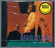 DAVID SYLVIAN & ROBERT FRIPP THE FIRST  CD F.C. SIGILLATO!!