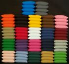 Cornhole Bags 4 Sets of 8 Pick Your Colors Duck Cloth Regulation Size & Weight