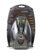 Monster Cable Ultra High Speed 1080p 1000EX HDMI Cable 1 M 3 FT
